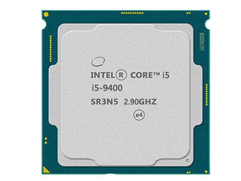 英特尔酷睿处理器 i5-9400
