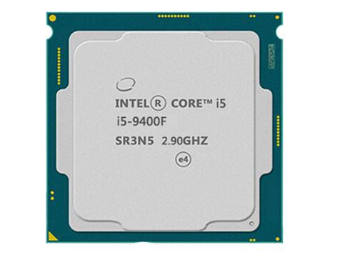 英特尔酷睿处理器 i5-9400f