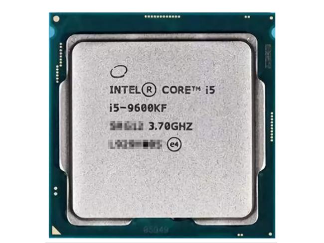 英特尔酷睿处理器 i5-9600KF