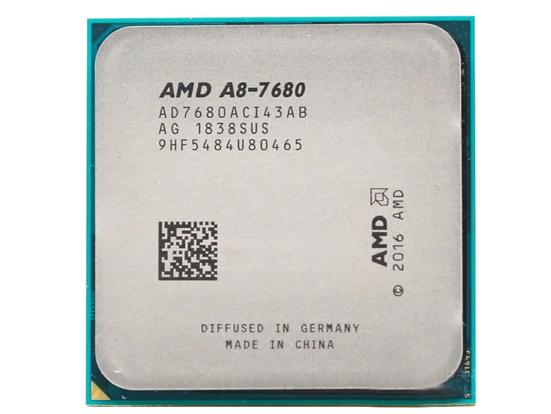 AMD A8-7680 CPU