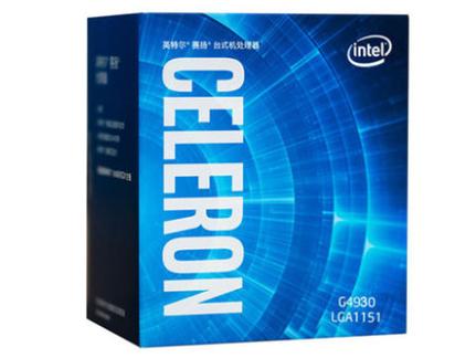 Intel/英特尔 赛扬G4930 盒装处理器CPU