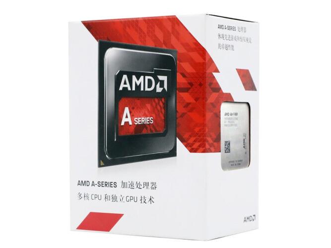 AMD A6 7480 双核 CPU