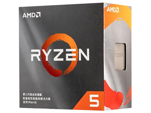 AMD 锐龙 R5 3500X 盒装CPU