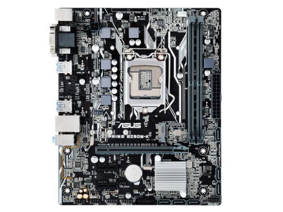 华硕 B250M-K Intel主板