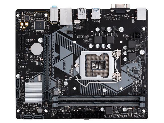 华硕 H310M-F 7.8.9  Intel主板
