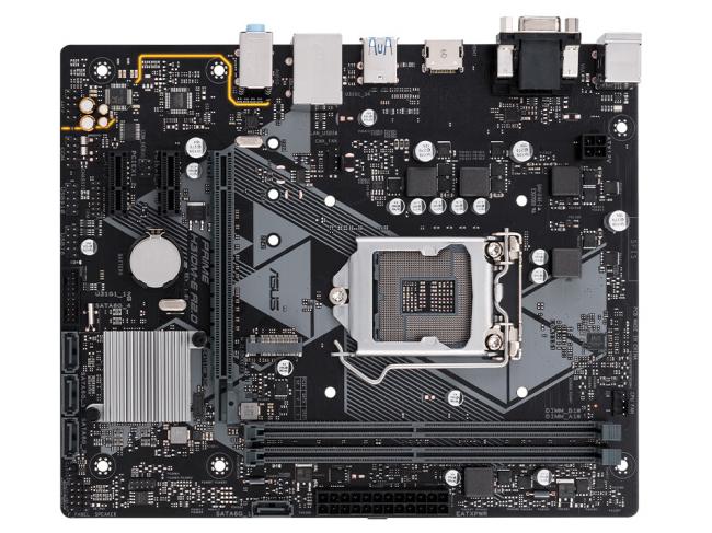 华硕 H310M-E 7.8.9 Intel主板