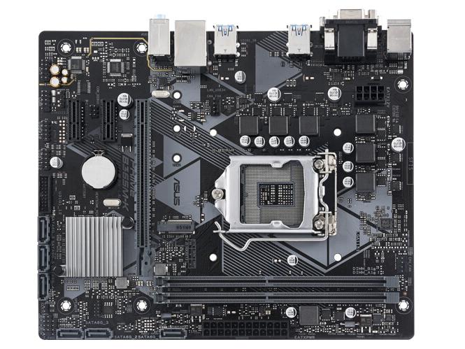 华硕 B365M-K Intel主板