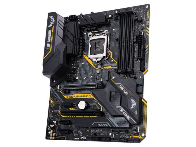 华硕 Z390-PLUS GAMING Intel主板