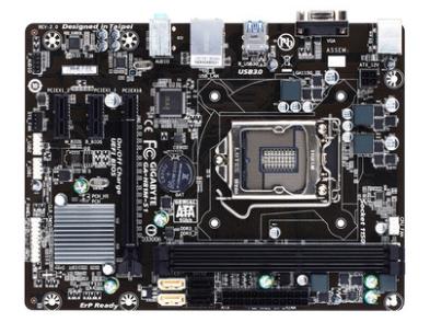 技嘉 H81M-S1 Intel主板