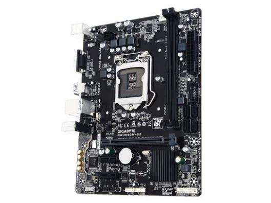 技嘉 H110M-S2 (win7盒包) Intel主板