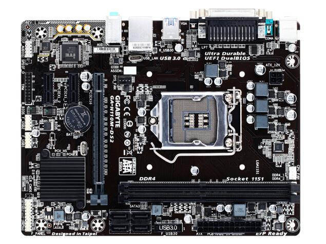 技嘉 H110M-DS2 2.0 Intel主板