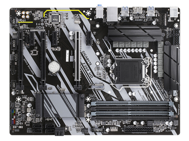 技嘉 Z390 UD Intel主板