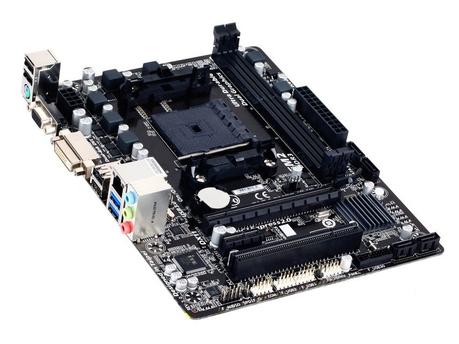 技嘉 A68HM S1 AMD主板