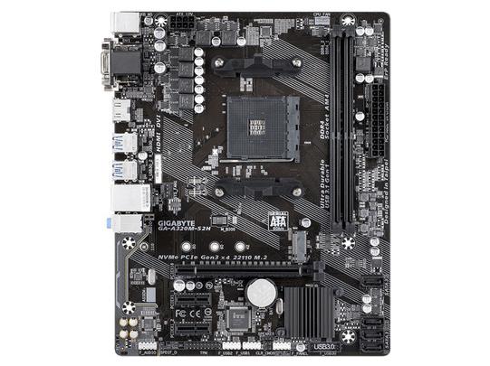 技嘉 A320M S2H AMD主板