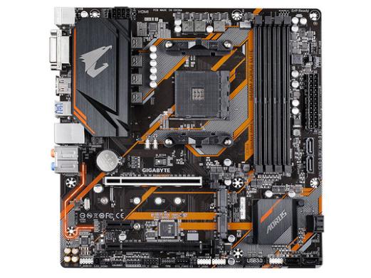 技嘉 B450 AORUS ELITE新小雕 AMD主板