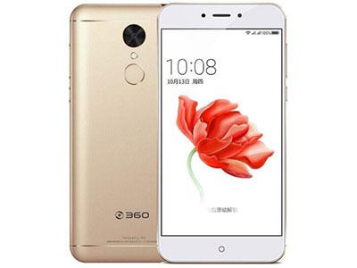 360 F4S 移动定制版全网通4G手机 双卡双待 金色 3+32G