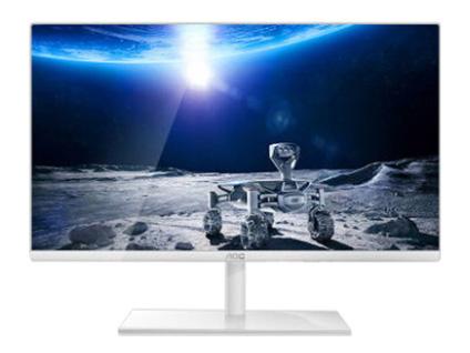 AOC I2279VW/WS白  21.5英寸 窄边框 高清显示器
