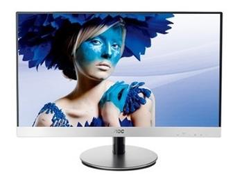AOC I2769VW 白 27英寸 IPS 广视角显示器