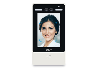 大华 DH-ASI4213Y 惠智人脸门禁一体主机 支持人脸、IC卡、密码、远程等多种识别认证方式