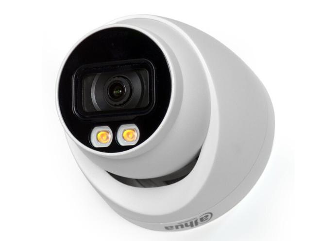 大华 DH-IPC-HDW2433DT-A-LED 全彩海螺 H.265