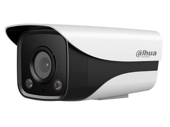 大华 DH-IPC-HFW4233K-AS-LED 定焦全彩白光枪 200万 H.265