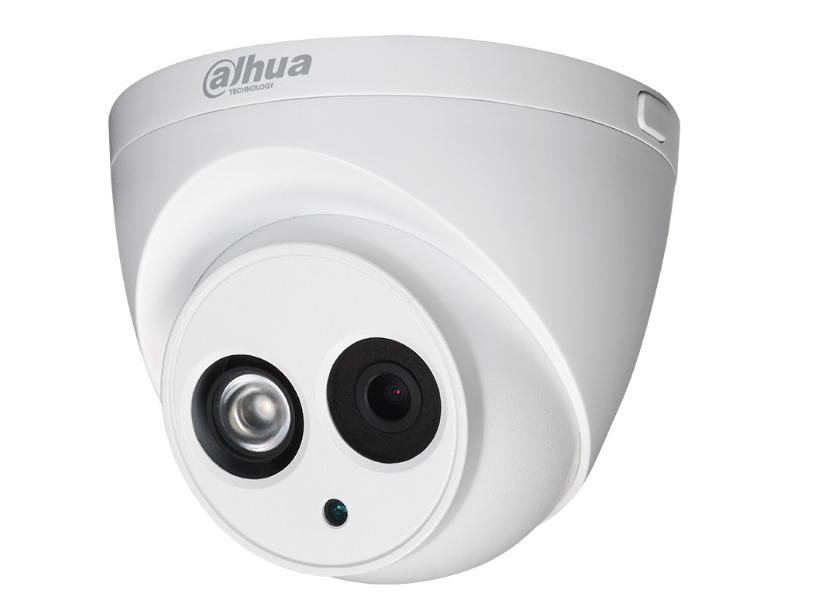 大华 DH-CA-DW19E-IR5 900线HDIS 红外半球监控摄像头