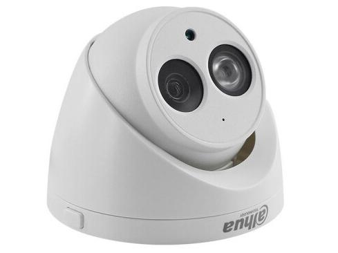 大华 DH-HAC-HDW1200E 200万同轴高清音频监控摄像头