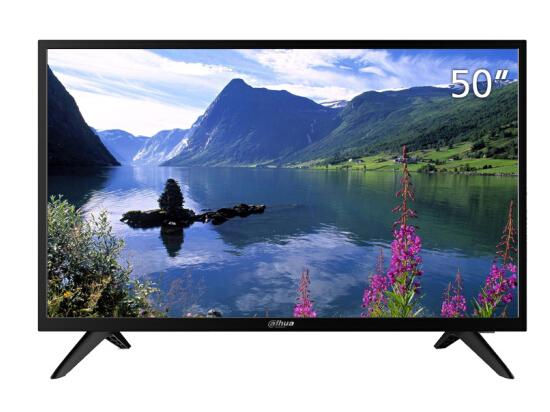 大华 DH-LM50-F400 监视器 50寸 3840×2160分辨率 塑壳系列