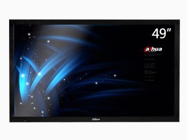 大华 DH-LM49-S400 监视器 49寸 4K超高清