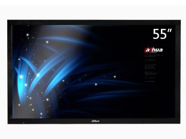 大华 DH-LM55-S400 监视器 55寸 4K超高清