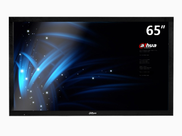 大华 DH-LM65-S400 监视器 65寸 4K超高清
