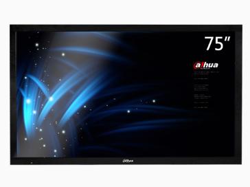 大华 DH-LM75-S400 监视器 75寸 4K超高清