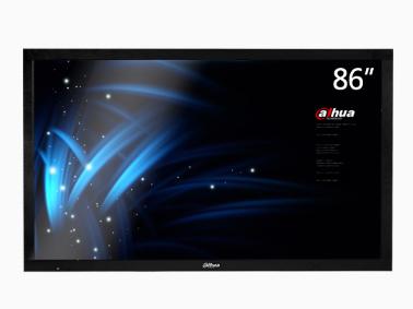 大华 DH-LM86-S400 监视器 86寸 4K超高清