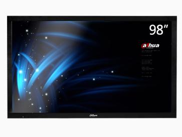 大华 DH-LM98-S400 监视器 98寸 4K超高清