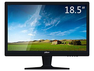 大华 DHL190UX 监视器 18.5寸  1366×768分辨率