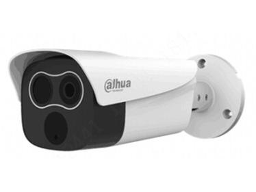 大华 DH-TPC-BF2221 00万测温型热成像双光谱枪形网络摄像机