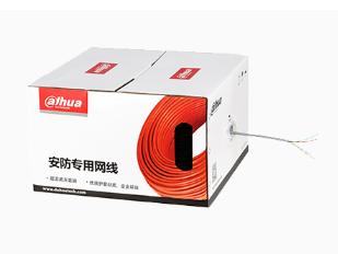 大华 DH-PFM920I-5EU 室内非屏蔽超五类 0.5mm-灰色-305m