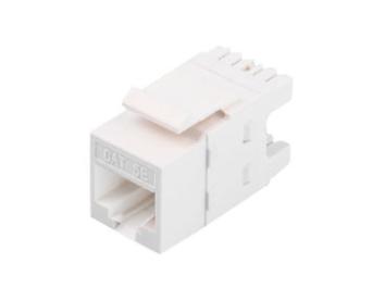 大华 DH-PFM970-6U 六类非屏蔽信息模块-白色 30个/盒