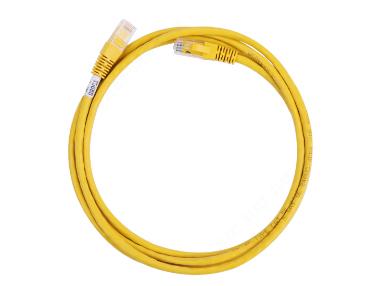 大华 DH-PFM972-6U-1 六类非屏蔽跳线-黄色-1m