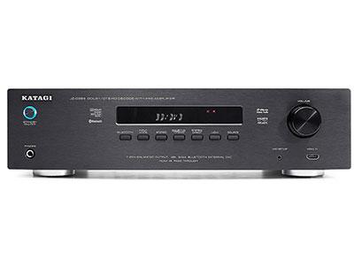 """QSN(英国) KE2007.2声道家庭别墅影院纯解码器  """"* HDMI 1.4 (1080P),支持3D立体电视和蓝光盘机 *音频返回(电视机音频通过HDMI线,返回解码器经杜比或DTS解码后输出2或5.1通道环绕声) *模拟音频输入敏感度与阻抗: 200 mV / 47k ohm *铝面板,荧光管器显示 *屏幕菜单显示(OSD) *高保真前置放大器 *待机电源"""