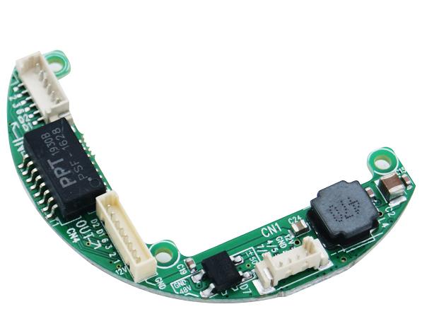 帝杰安 标准poe半球板 DF-4812B