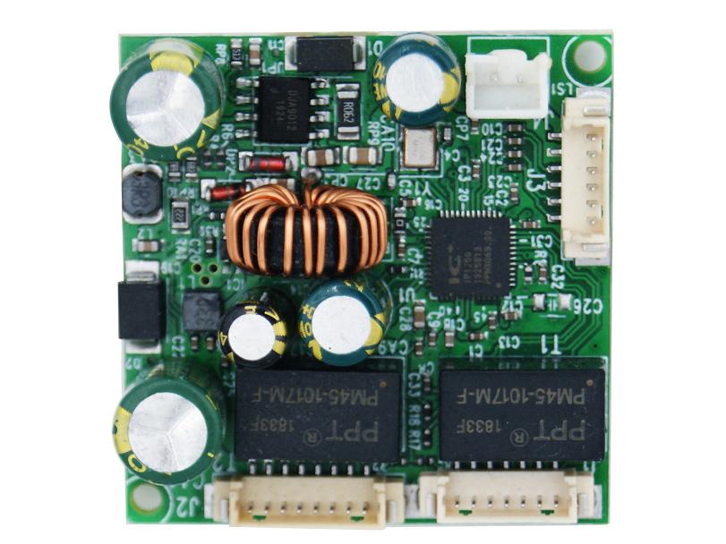 帝杰安  POE网络中继器内置板 DF-1003N