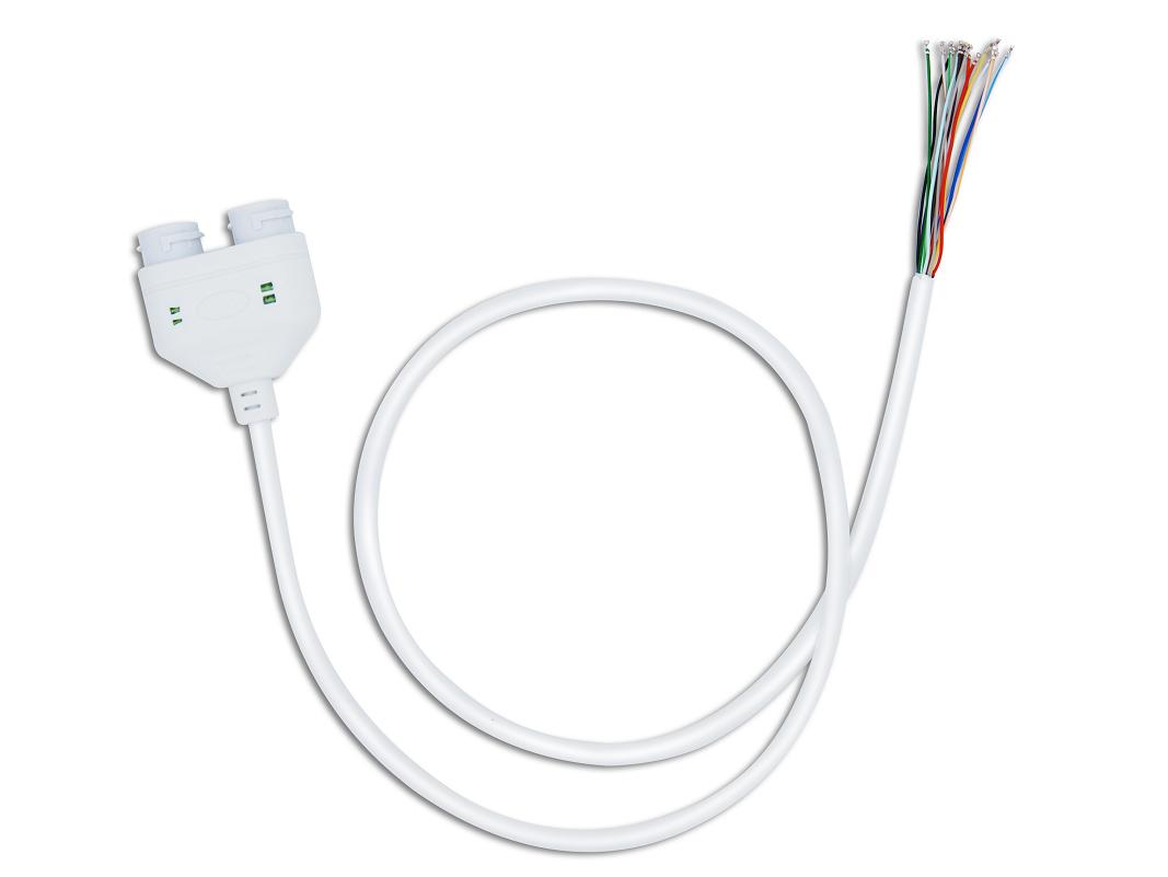帝杰安 POE网络中继器内置板专用尾线 DF-1003W