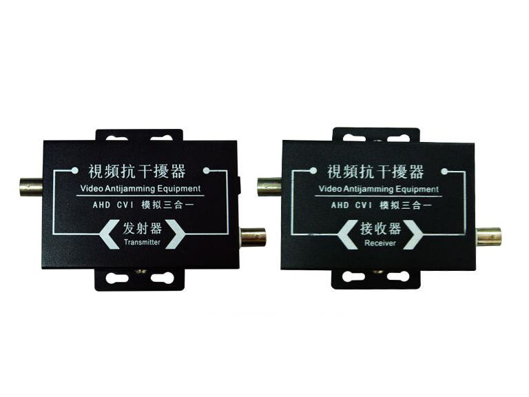 帝杰安 模拟,CVI,AHD 放大型抗干扰器 DF-602