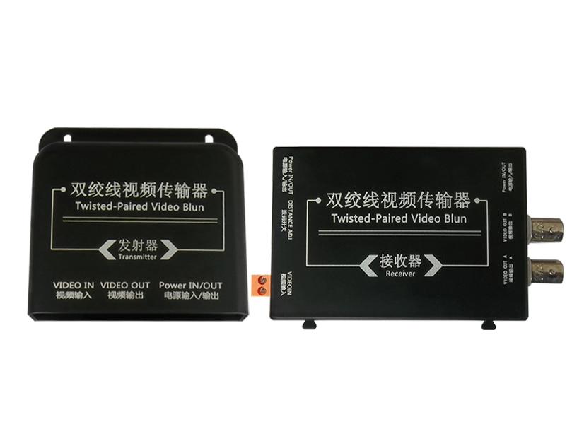 帝杰安  防水有源双绞线 传输器AHD 模拟 DF-601G