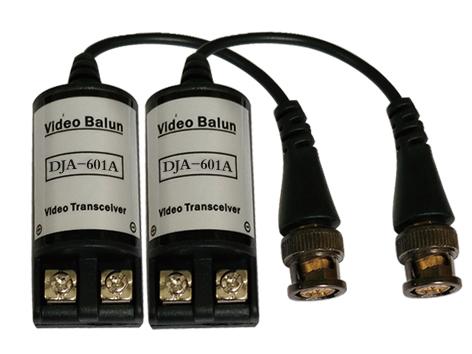 帝杰安 无源双绞线传输器  AHD CVI 模拟 DF-601A