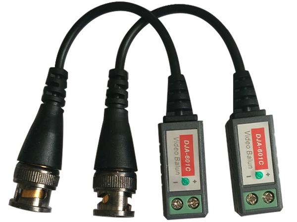 帝杰安  小无源双绞线  AHD CVI 模拟 DF-601C