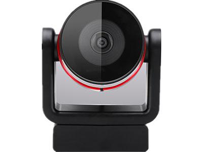 """音络 I-1200(USB2.0)(120度广角) USB2.0高清会议摄像机(有线) """"尺寸:104*139*124mm 重量:465g 接口:USB2.0 镜头规格:1/2.8〞,固定对焦,120°视角 传感器:CMOS 像素:1920*1080 最大图像传输速率:MJPG@30FPS、YUV@5FPS 电源:USB总线充电(5V/500mA) 活动角度:-30~30°(俯仰)、-150~150°(水平)"""""""