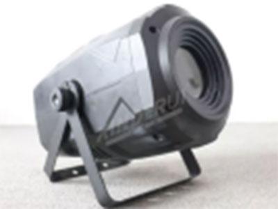 """美辉  300瓦切割灯 """"1.电源:AC 110V-230V 2.光源:300W LED,3200K和5600K色温 3.控制模式:DMX512信号,声控,自走,主从,切割成像面光三合一 4.通道:16通道 5.1.5国标纯铜电源线,专业带屏蔽信号线,手拉手接线,私模外壳 6.320*190*160mm(长*宽*高) 重量:8.1KG"""""""