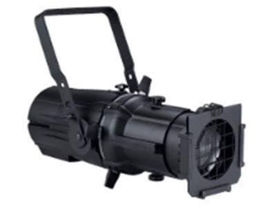 美辉  200瓦LED成像灯 电压:AC95-120V或AC210-230V 50/60HZ。功率:200W LED模块。透光角度:15-10度。色温:3200K 6000K。使用寿命:50000-100000小时。重量:8.2KG。尺寸:570*160*170mm